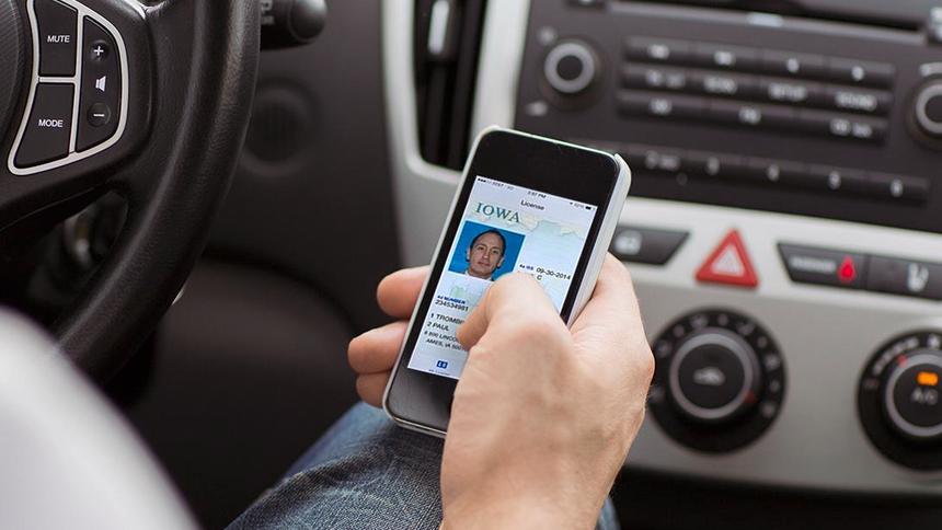iowa digital license