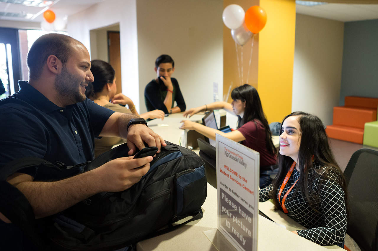 UTRGV opens U Central at Edinburg, Brownsville campuses to serve as convenient one-stop shop for students; President Bailey to appear on Texas Tribune Festival in Austin on Saturday, October 17