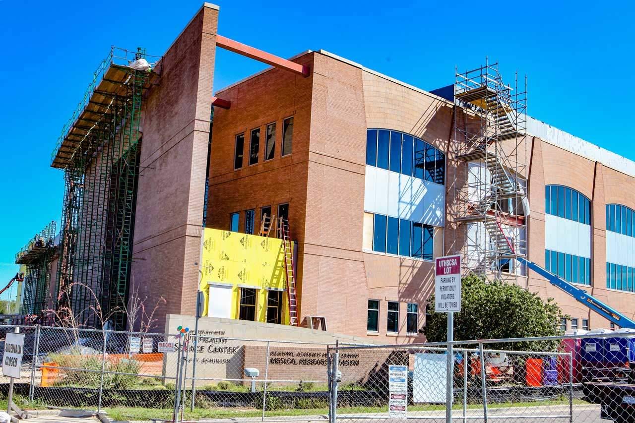 University of Texas Rio Grande Valley School of Medicine Medical Academic Building