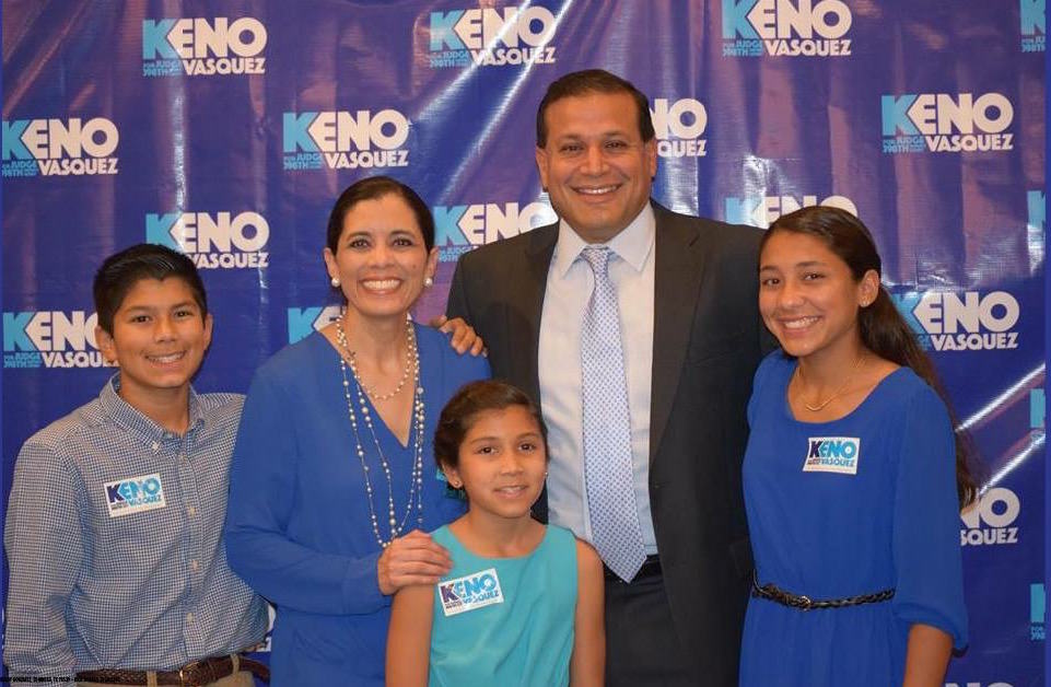 KENO VASQUEZ FAMILY