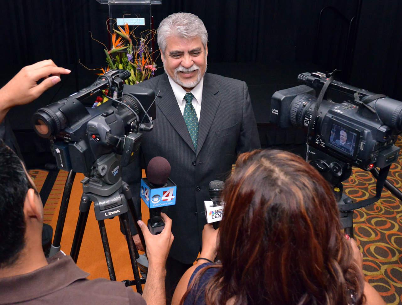 Photograph By ROBERTO GONZÁLEZ/Texas Border Business/Mega Doctor News