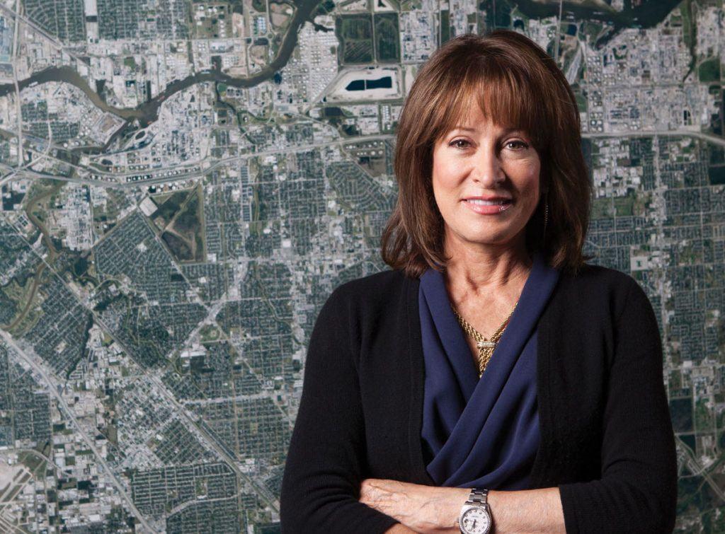 Janiece Longoria, renowned Houston attorney who was raised in Hidalgo County, appointed to the UT System Board of Regents, announces Edinburg Economic Development Corporation - Titans of the Texas Legislature