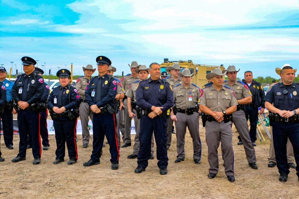 DPS troopers, Texas Rangers, and other eligible Highway Patrol personnel would receive daily overtime pay protections while promoting public safety under plans by Rep. Canales, Rep. Miller, and Sen. Hinojosa - Titans of the Texas Legislature