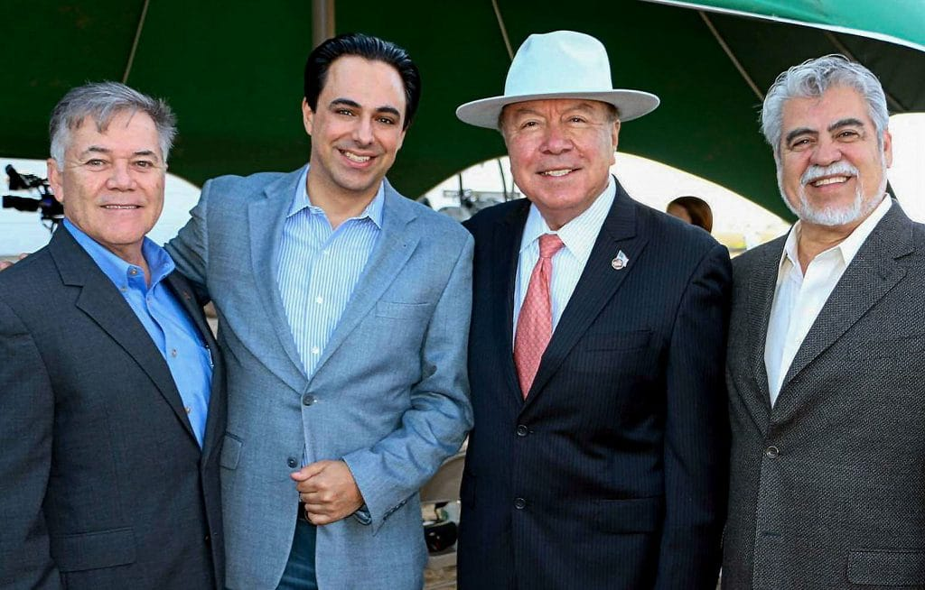 Edinburg EDC: Local government, led by the Mayor and City Council, meets highest standards in U.S. on how Edinburg handles its finances - Titans of the Texas Legislature