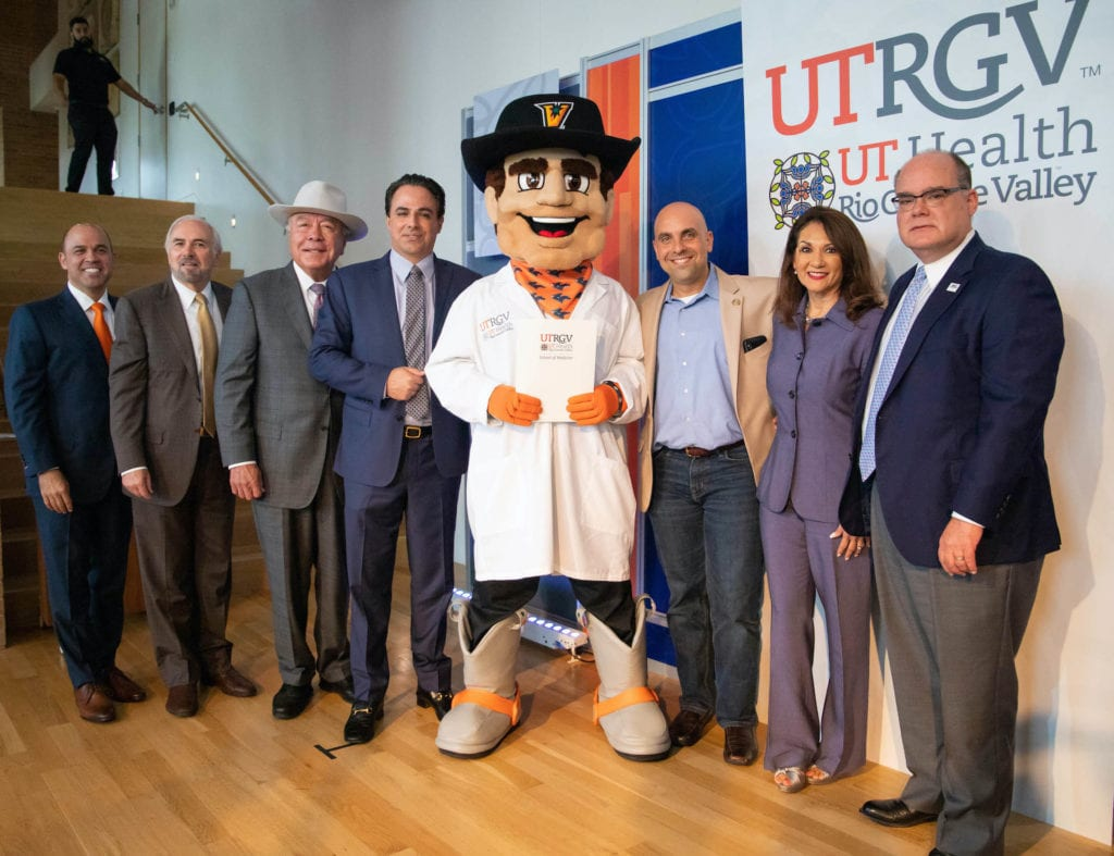 PhD in Human Genetics program at University of Texas Rio Grande Valley ready for action by UT System Board of Regents, announces Rep. Canales - phd - Titans of the Texas Legislature