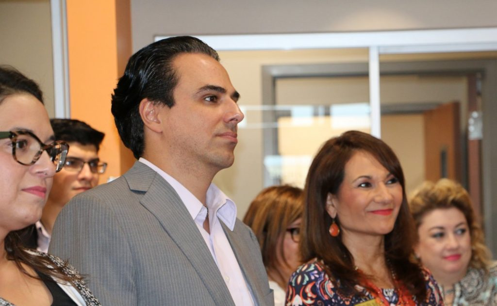 Former Rep. Verónica Gonzáles, D-McAllen, among 24 renowned area residents who have applied for one of seven vacant powerful positions on the Board of Directors for the Edinburg EDC - Titans of the Texas Legislature