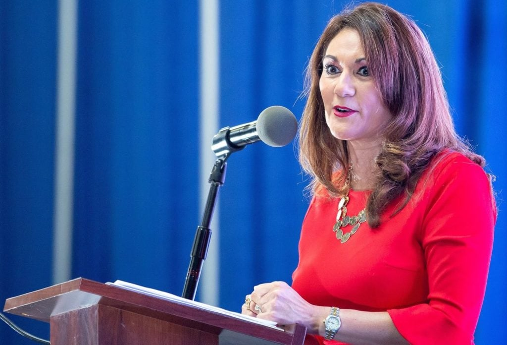 City Council unanimously appoints seven members, including former Rep. Verónica Gonzáles, to the governing board of newly-created Edinburg Economic Development Department - Titans of the Texas Legislature