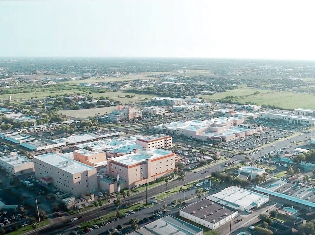 DHR Health generates national news about its courageous medical professionals risking their health in South Texas' battle against COVID-19 - DHR Health - Titans of the Texas Legislature