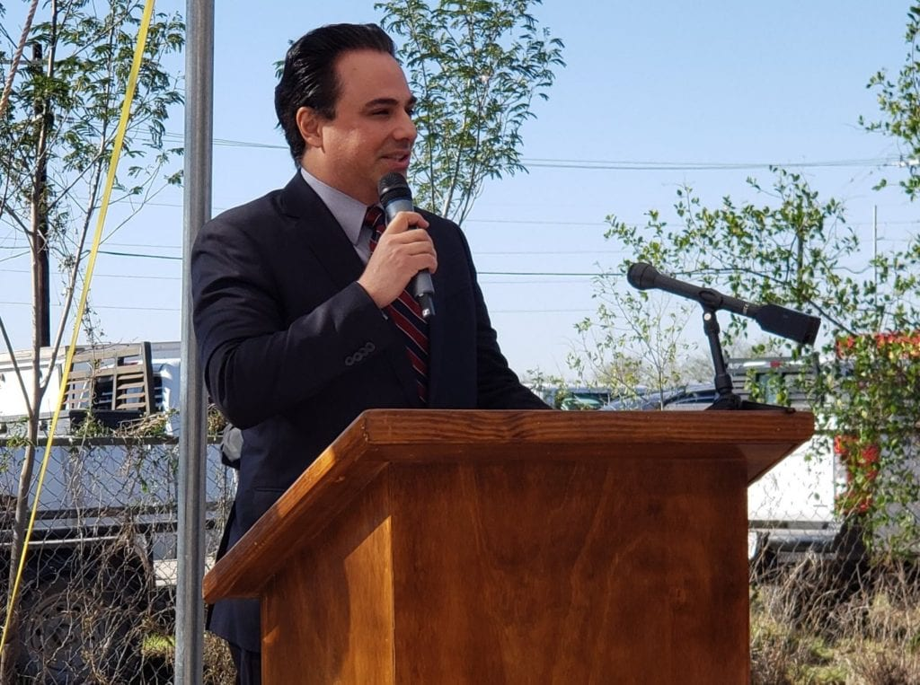 The Rio Grande Valley will receive more than $10 million in state funding for key public safety initiatives, announces Rep. Canales - Titans of the Texas Legislature