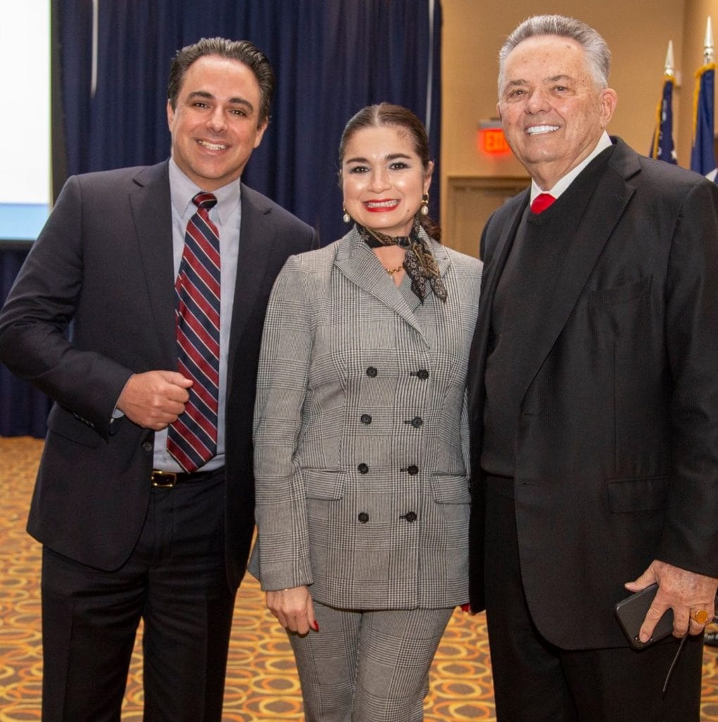 School employees, first responders who become infected with COVID-19 would be protected with workers compensation financial and medical help under legislation authored by Rep. Terry Canales - Titans of the Texas Legislature