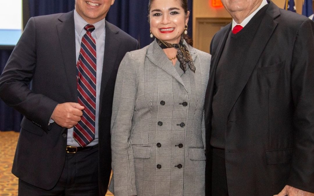 School employees, first responders who become infected with COVID-19 would be protected with workers compensation financial and medical help under legislation authored by Rep. Terry Canales
