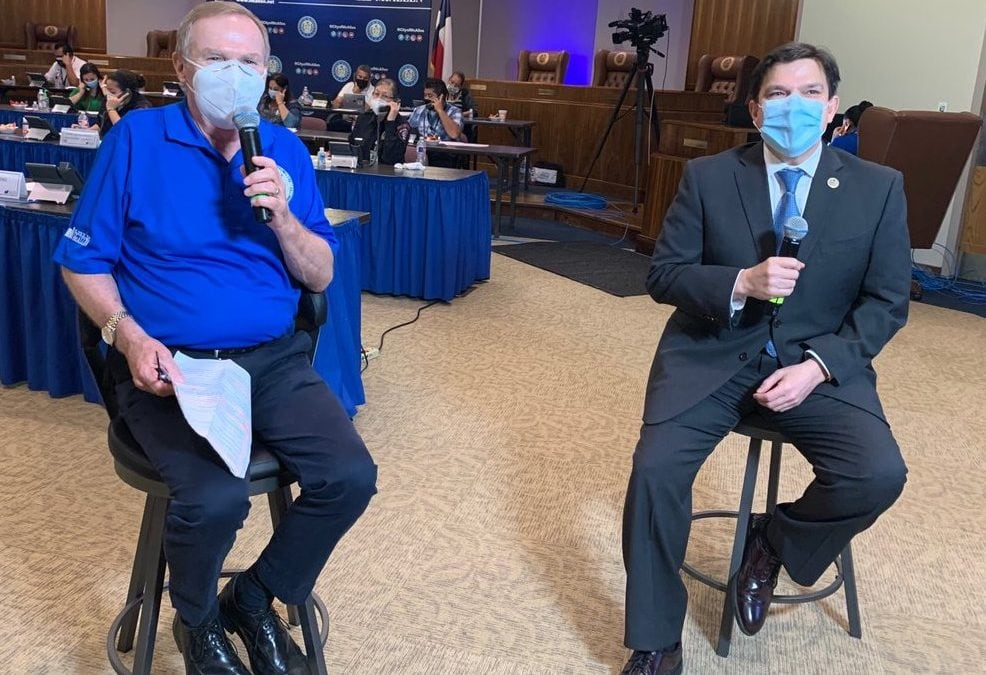 """Congressman González: """"We have seen the devastating effects of this virus up close and personal, and we understand that it is not over."""""""