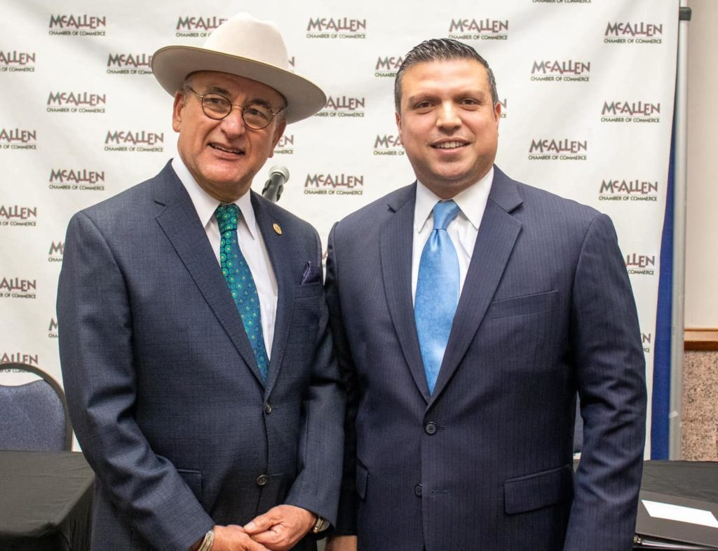 DHR Health: Texans' in-person access to the Texas Capitol and to the Texas Legislature will be very different in 2021, say Reps. Guerra, Canales - Titans of the Texas Legislature