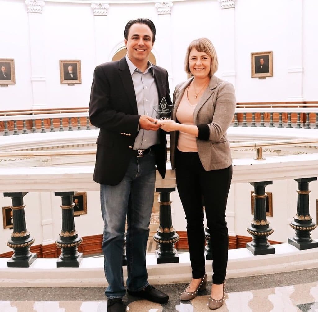 Rep. Canales makes Texas history again with reappointment as Chair of House Committee on Transportation by Speaker of the House Phelan - canales - Titans of the Texas Legislature