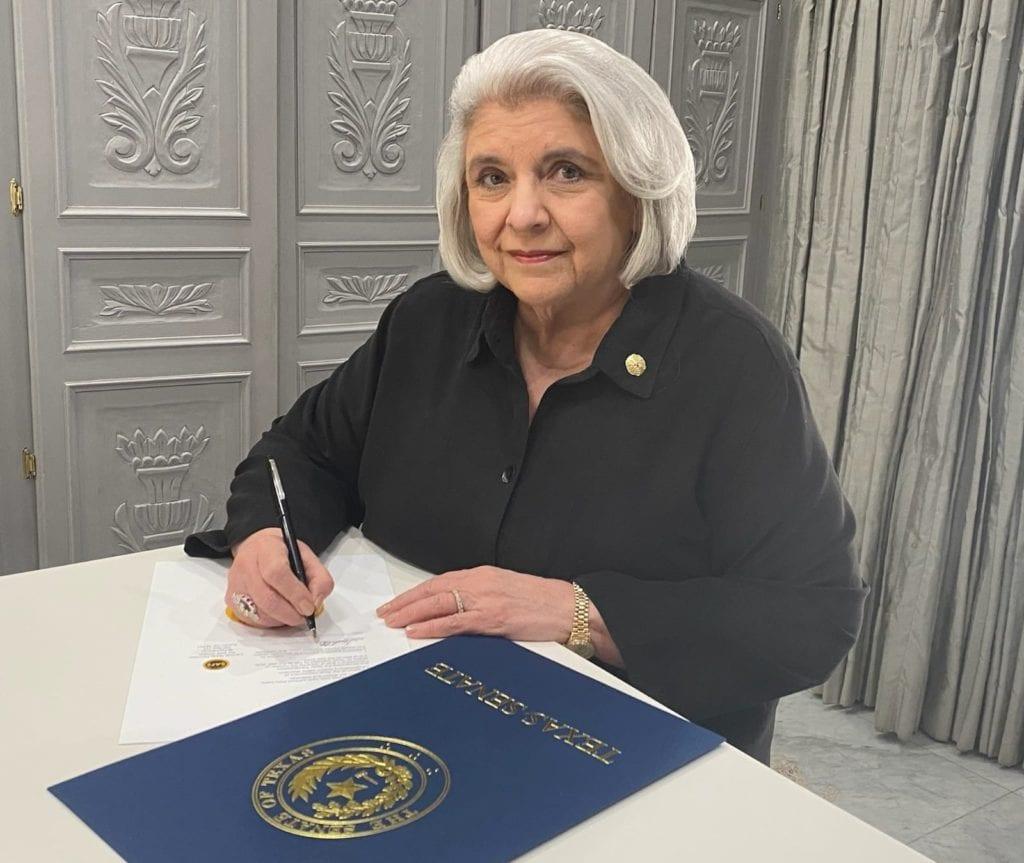 Sen. Zaffirini files bills to reform Texas open government laws, reports attorney Omar Ochoa - Titans of the Texas Legislature