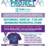 DHR Health Advanced Care Center to promote National Cancer Survivor Month during Tuesday, June 1 presentation before Edinburg City Council - Titans of the Texas Legislature
