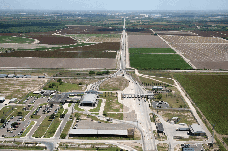 """Legislative """"Hail Mary Pass"""" from Sen. Hinojosa to Rep. Canales generates remarkable victory for the City of Pharr and its Pharr International Bridge - Pharr International Bridge - Titans of the Texas Legislature"""