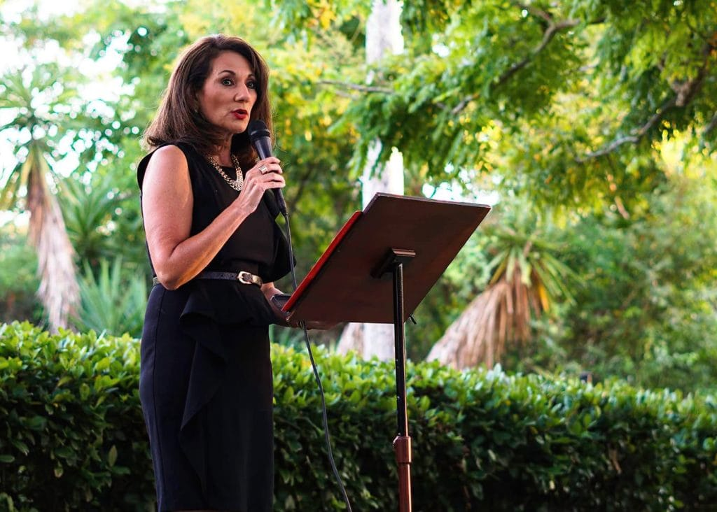 """Former Rep. Verónica Gonzáles, D-McAllen, recognized as """"2021 Woman of Distinction in Government"""" by Rio Grande Valley Hispanic Chamber of Commerce - Verónica Gonzáles - Titans of the Texas Legislature"""