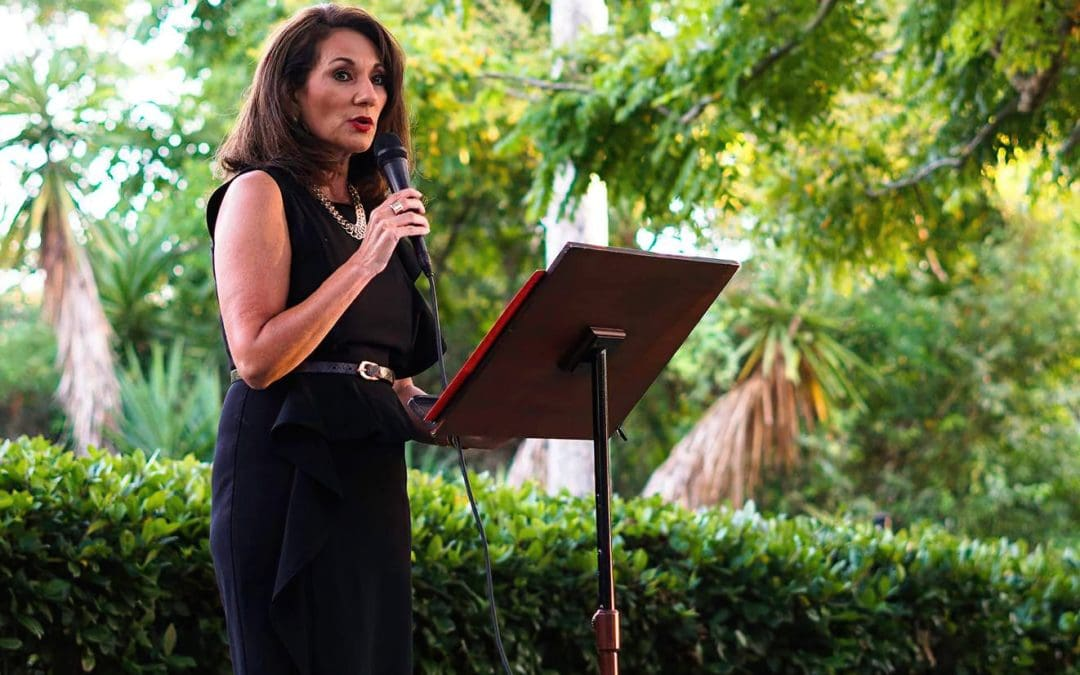 """Former Rep. Verónica Gonzáles, D-McAllen, recognized as """"2021 Woman of Distinction in Government"""" by Rio Grande Valley Hispanic Chamber of Commerce"""
